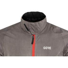 GORE WEAR C5 Gore-Tex Shakedry 1985 Jakke Herrer, lava grey/red
